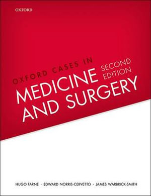 Cover of Oxford Cases in Medicine and Surgery