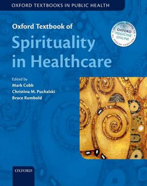 Cover of Oxford Textbook of Spirituality in Healthcare