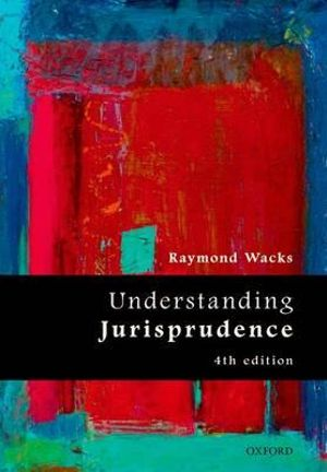 Cover of Understanding Jurisprudence