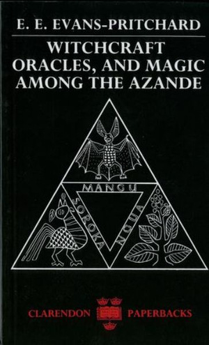 Cover of Witchcraft, Oracles and Magic among the Azande