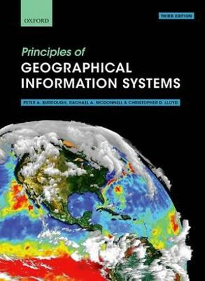Cover of Principles of Geographical Information Systems