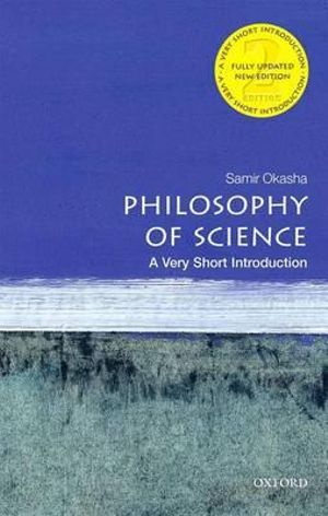 Cover of Philosophy of Science: Very Short Introduction