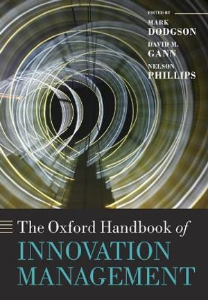 Cover of The Oxford Handbook of Innovation Management