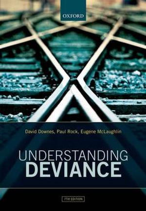 Cover of Understanding Deviance