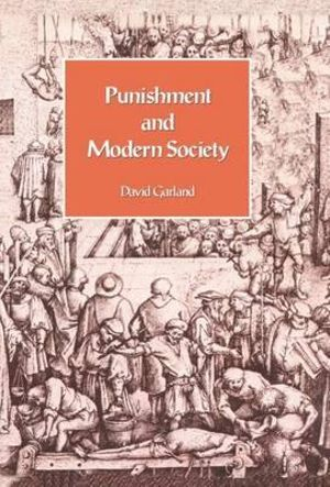 Cover of Punishment and Modern Society