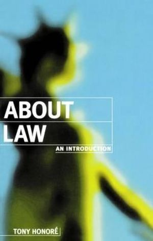 Cover of About Law