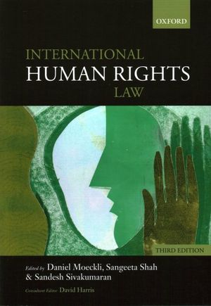 Cover of International Human Rights Law