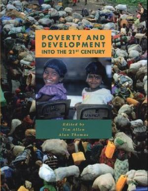 Cover of Poverty and Development