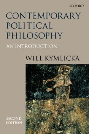 Cover of Contemporary Political Philosophy