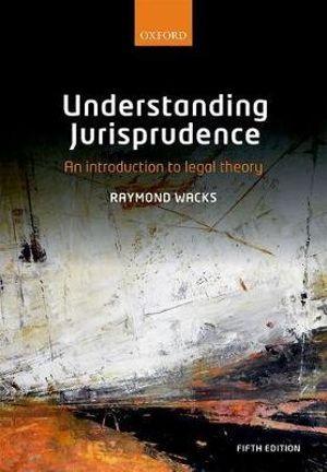Cover of Understanding Jurisprudence