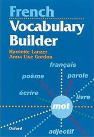 Cover of French Vocabulary Builder