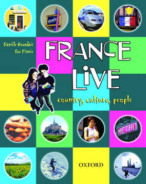 Cover of France Live
