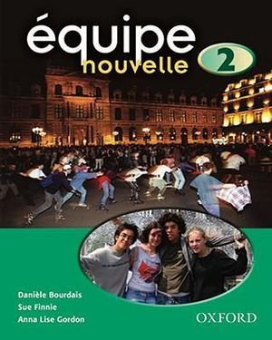 Cover of Equipe nouvelle