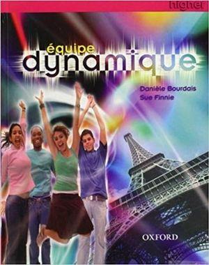 Cover of Quipe Dynamique. [Higher], Livre de L'Tudiant