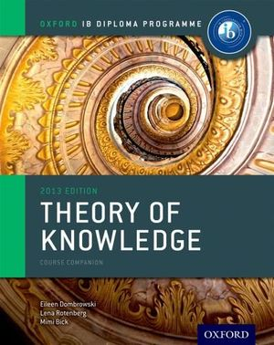 Cover of IB Theory of Knowledge Course Book
