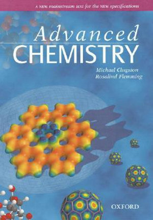 Cover of Advanced Chemistry