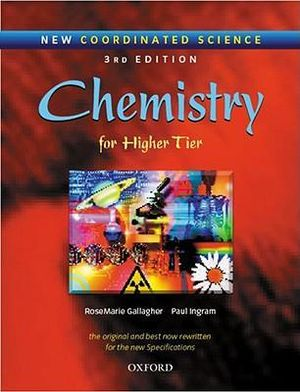 Cover of New Coordinated Science Chemistry