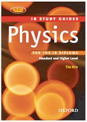 Cover of IB Study Guide: Physics 2nd Edition
