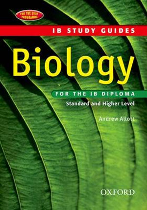 Cover of IB Study Guide: Biology 2nd Edition