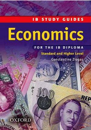 Cover of IB Study Guide: Economics