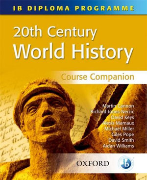 Cover of 20th Century World History