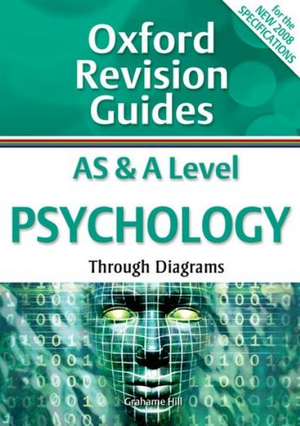 Cover of AS and A Level Psychology Through Diagrams