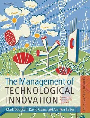 Cover of The Management of Technological Innovation