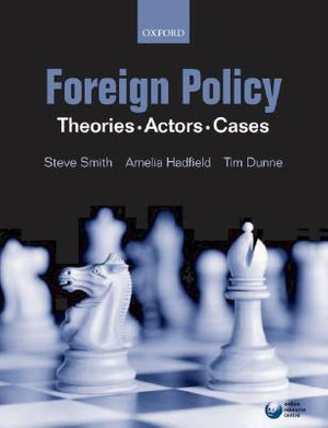Cover of Foreign policy