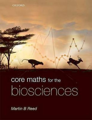 Cover of Core Maths For Biosciences