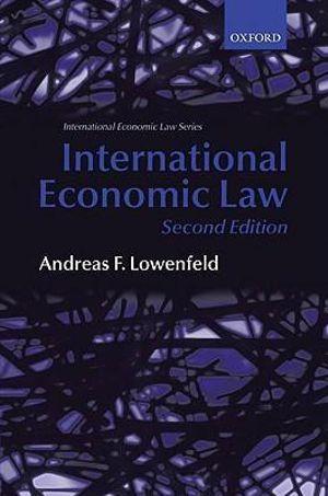 Cover of International Economic Law