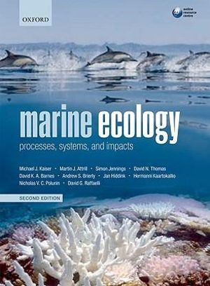 Cover of Marine Ecology