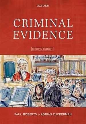 Cover of Criminal Evidence