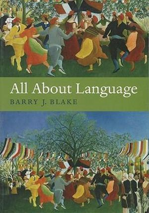 Cover of All about language