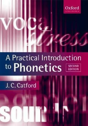 Cover of A Practical Introduction to Phonetics