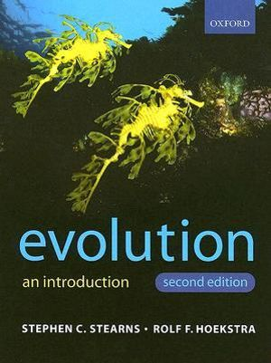 Cover of Evolution