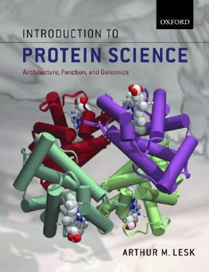 Cover of Introduction to protein science