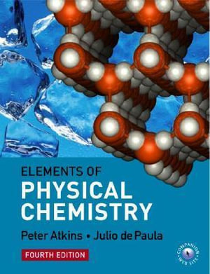 Cover of Elements of Physical Chemistry