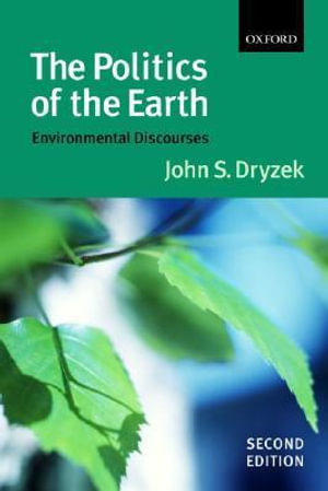 Cover of The Politics Of The Earth