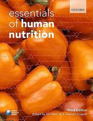 Cover of Essentials of Human Nutrition