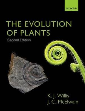 Cover of The Evolution of Plants