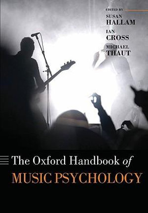Cover of The Oxford handbook of music psychology