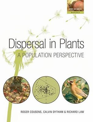 Cover of Dispersal in plants