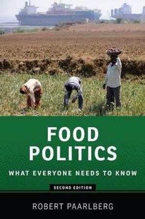 Cover of Food Politics