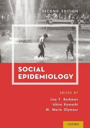 Cover of Social Epidemiology