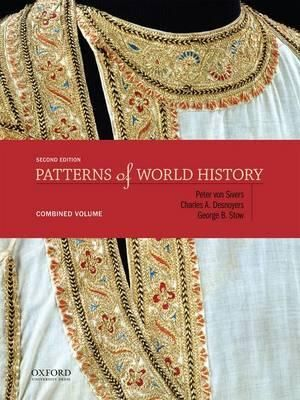 Cover of Patterns of World History