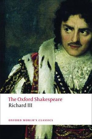 Cover of The Tragedy Of King Richard Iii