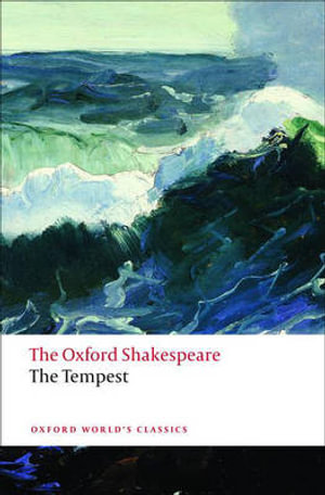 Cover of The Oxford Shakespeare: The Tempest