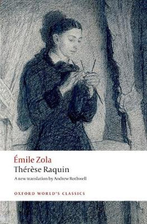Cover of Therese Raquin