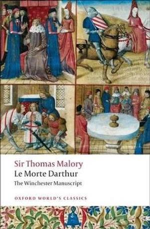Cover of Le Morte Darthur