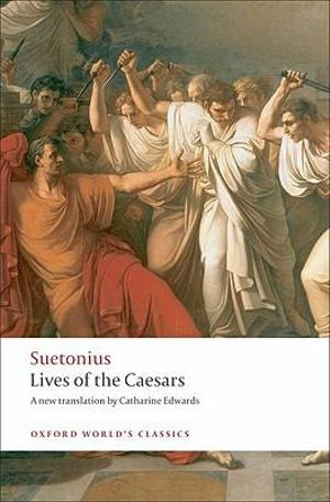 Cover of Lives of the Caesars